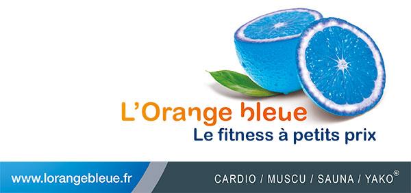 Orange bleue grinchouillard for Orange bleue